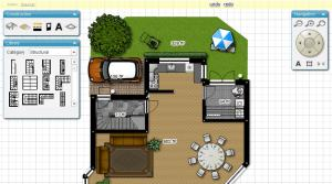FloorPlanner Screenshot Page